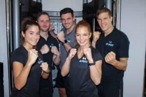 Personal Trainer Team Bi PHiT