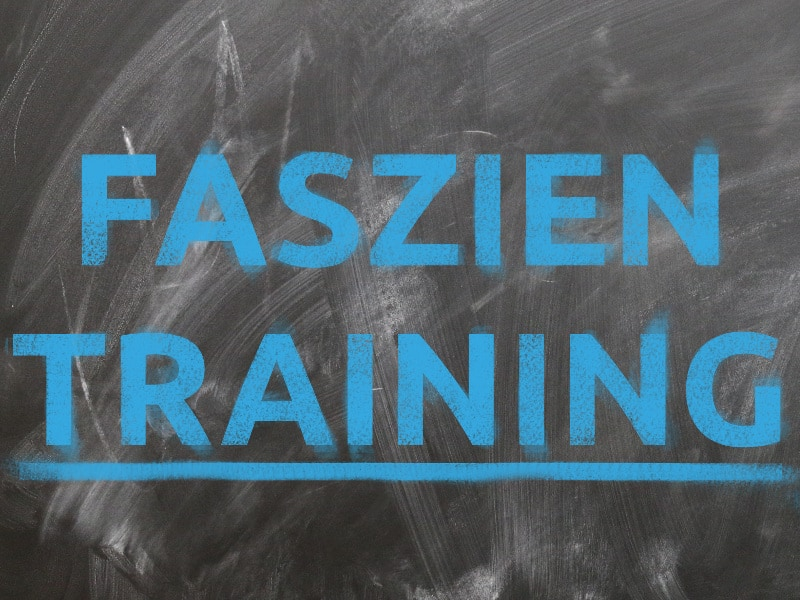 Faszien Training