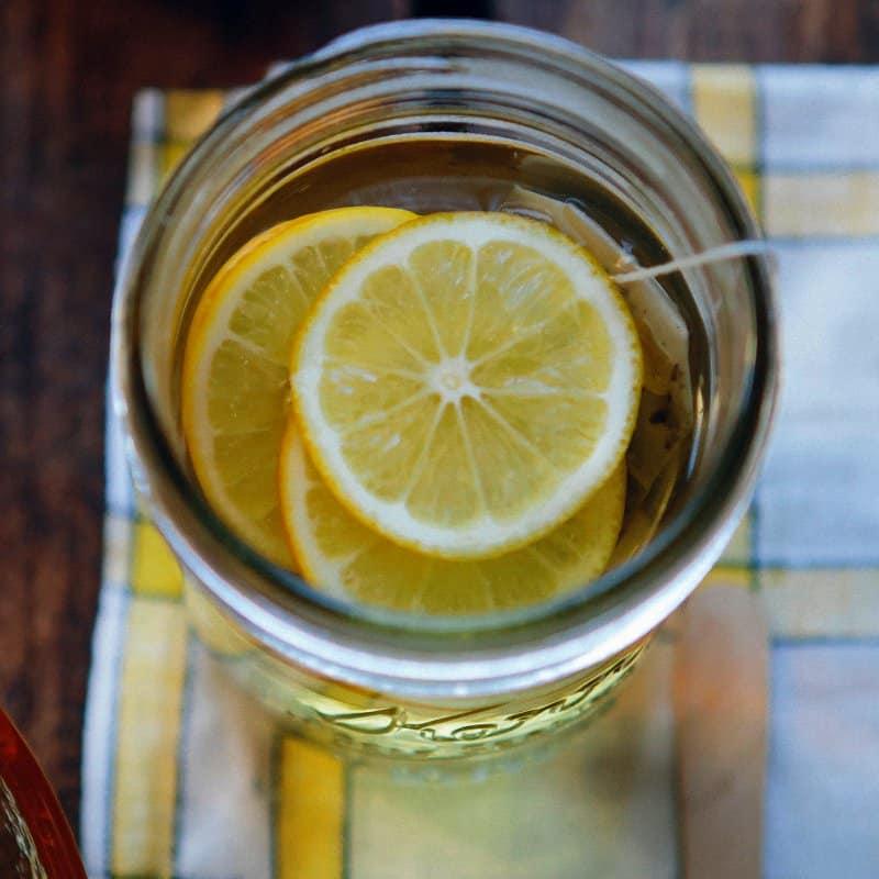 Tee kalorienarm und dennoch voller Geschmack