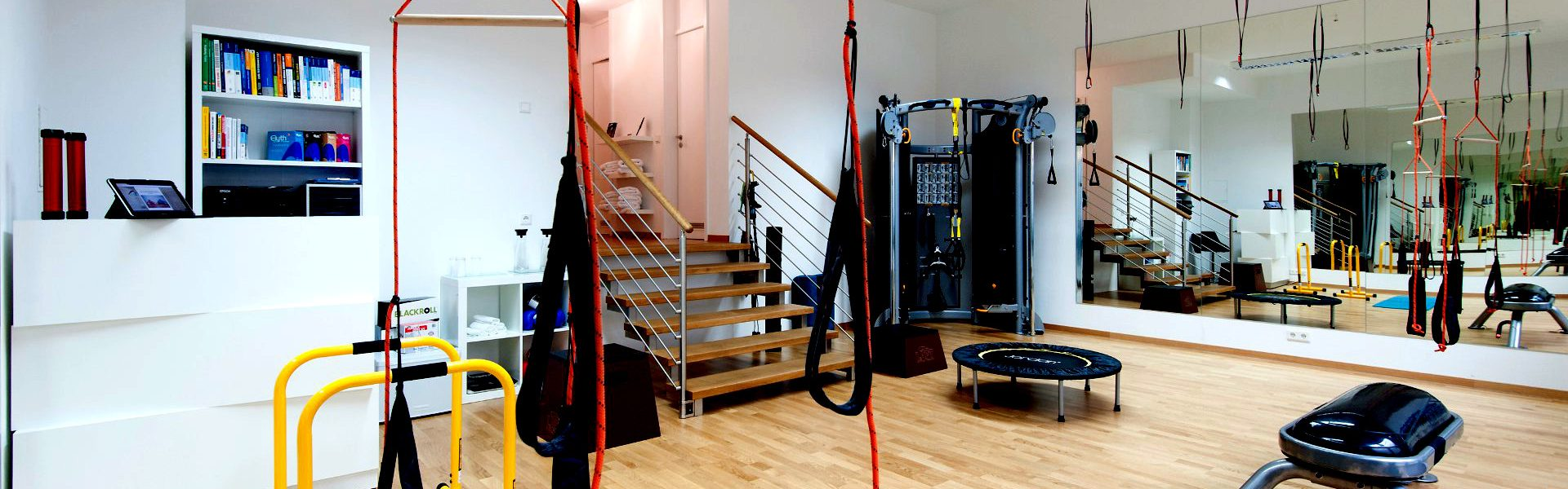 Personal Training Studio Bi PHiT Rumfordstraße - Innenansicht 01