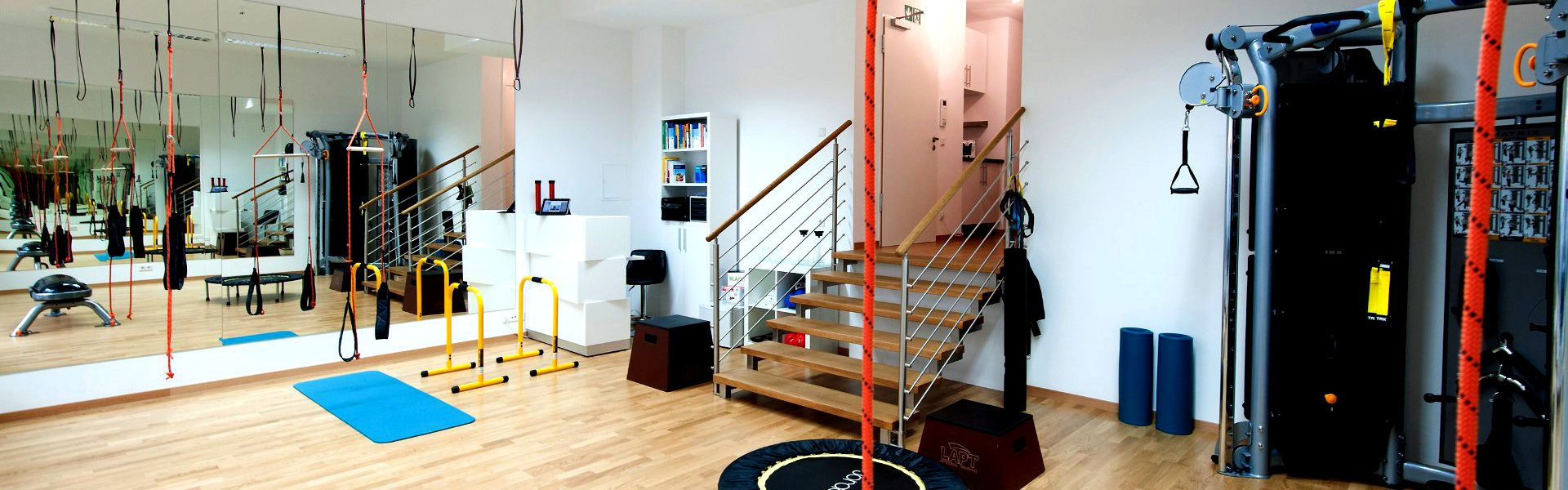 Personal Training Studio Bi PHiT Rumfordstraße - Innenansicht 02