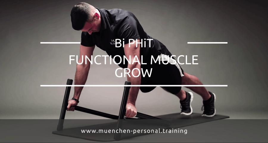 Functional Muscle Grow