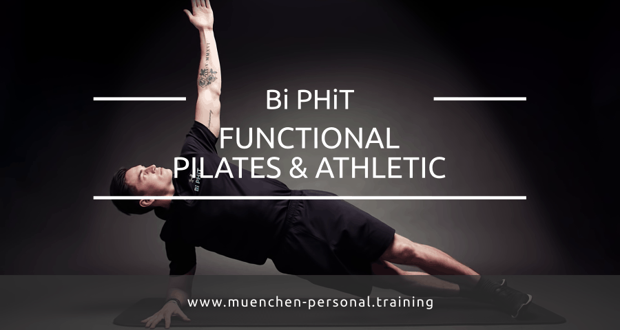 FUNCTIONAL PILATES - ATHLETIC