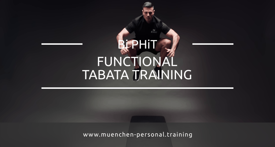 FUNCTIONAL TABATA TRAINING