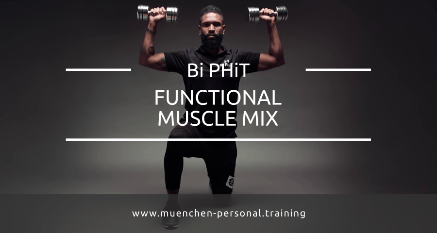Fitness Studio München - Functional Muscle Mix
