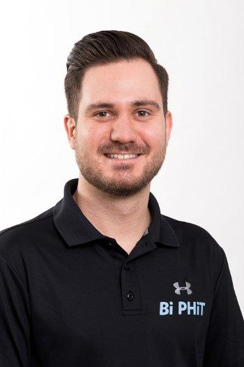 Stefan Brandt. Physiotherapeut