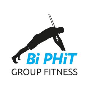 Bi PHiT Group Fitness Studio Logo