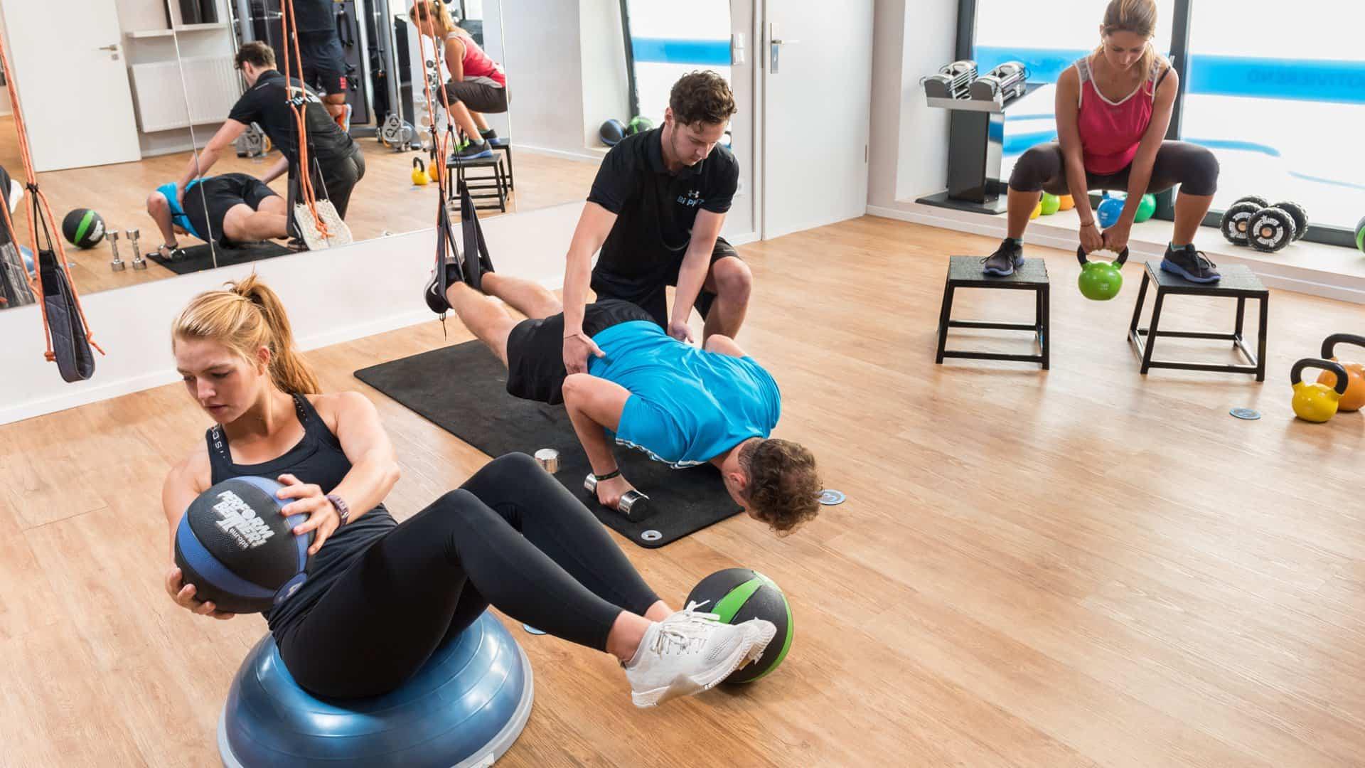 Fitnessstudio Maxvorstadt