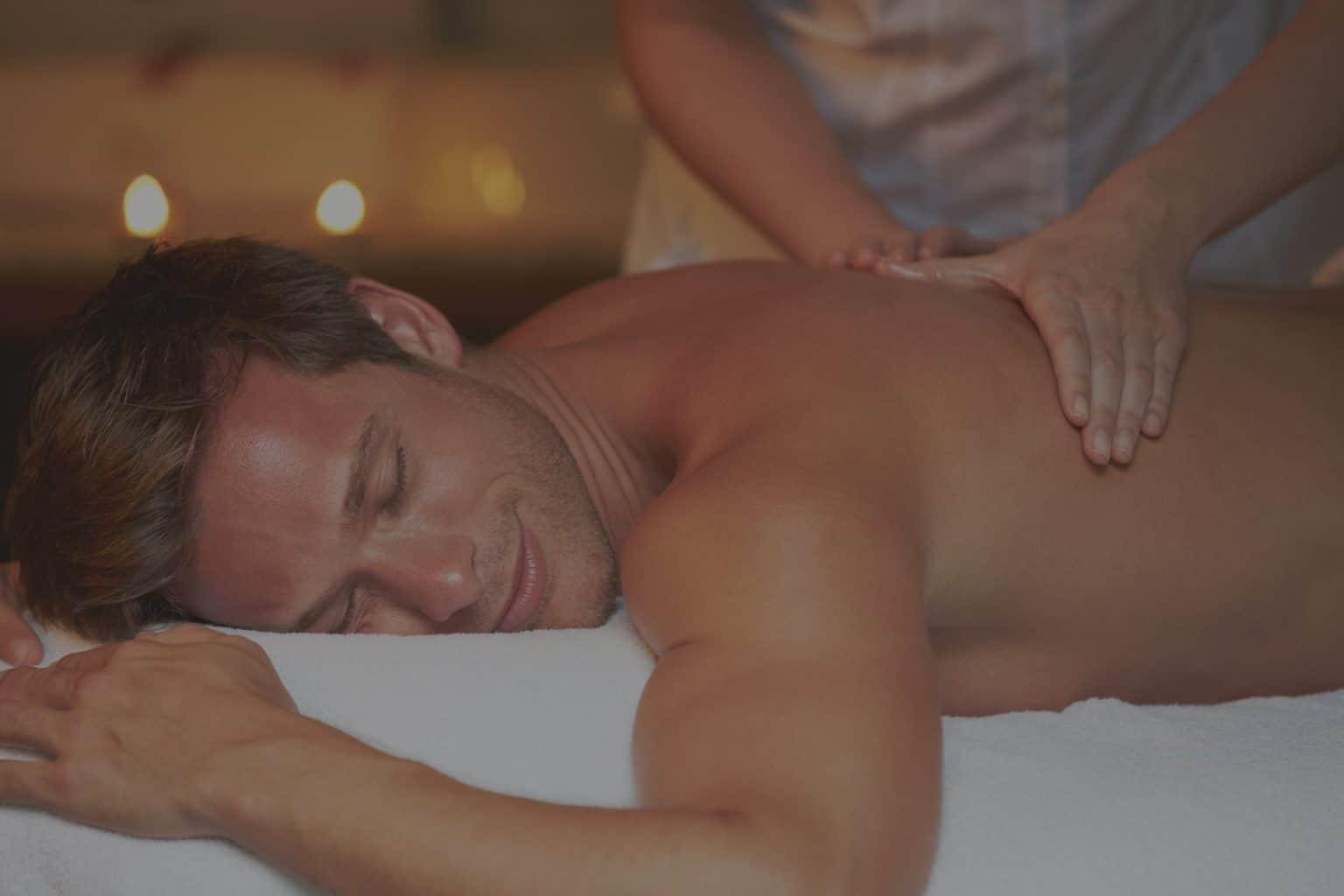Aroma Massage buchen