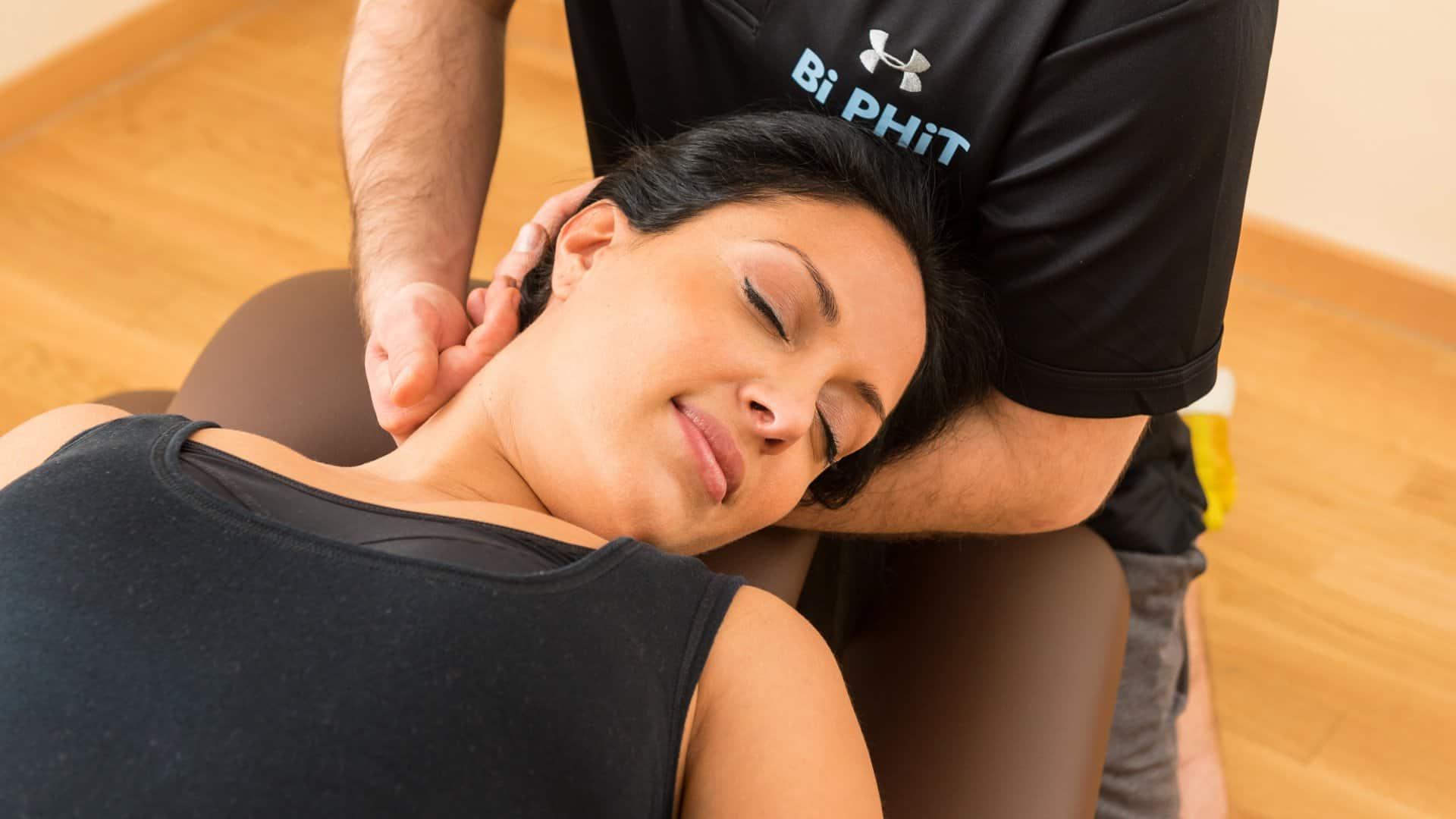 Massage und Wellness Angebot