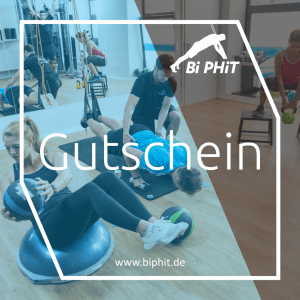 Small Group Fitness Gutschein