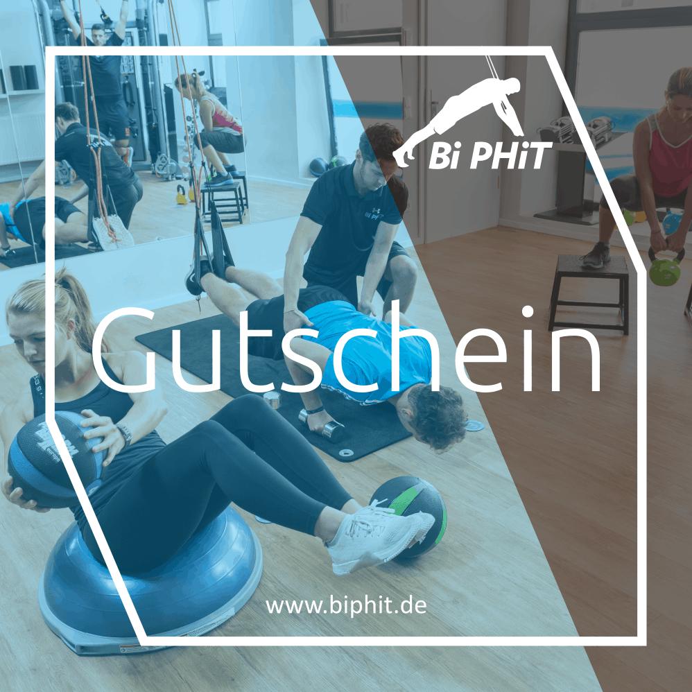 Small Group Fitness Gutschein