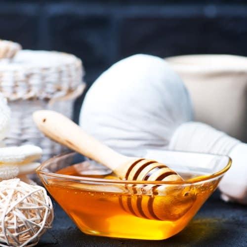 Honigmassage -Entschlackung pur