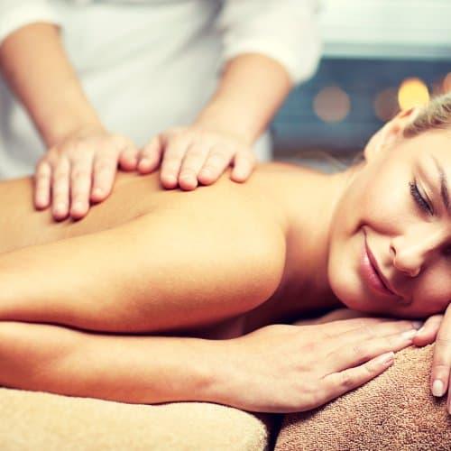 Nach der Massage fühlen Sie sich wie neu geboren