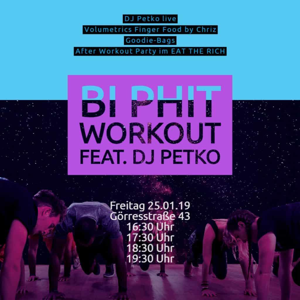 DJ Workout