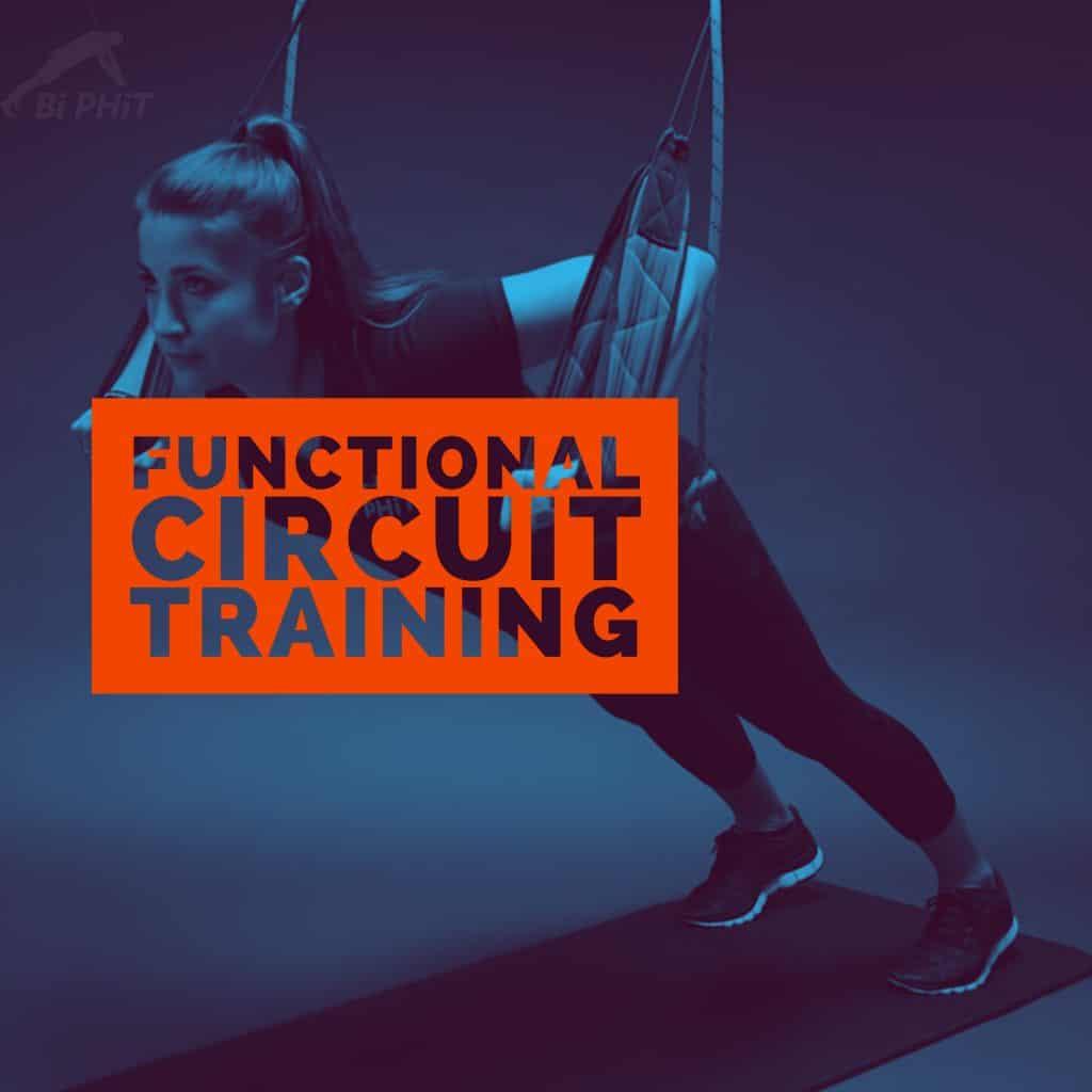 FUNCTIONAL CIRCUIT TRAINING