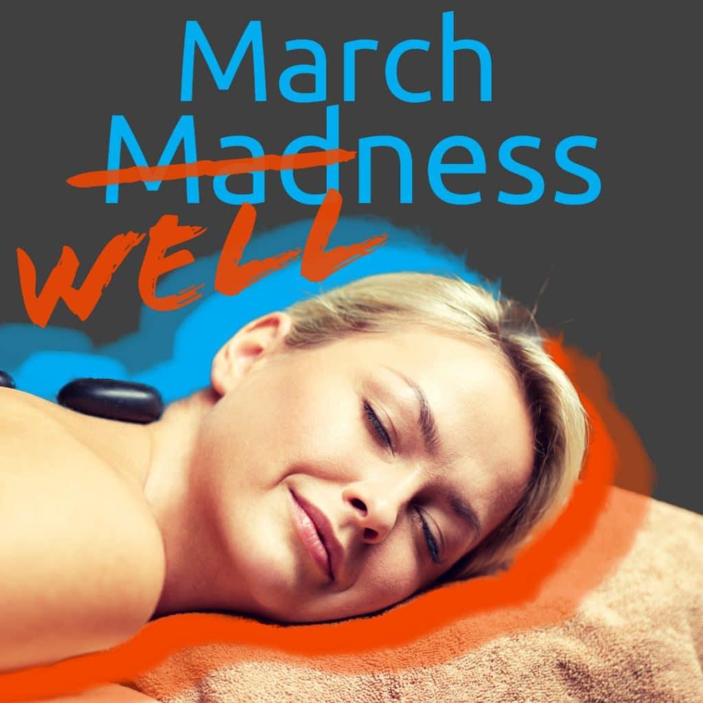 Wellness Angebot März 2019