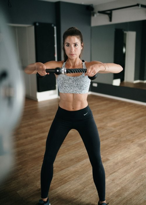 Personal Trainerin Rosalie Wastlhuber • Bi PHiT