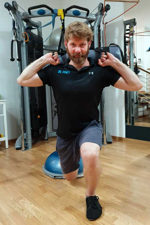 Personal Trainer Tobias Müller