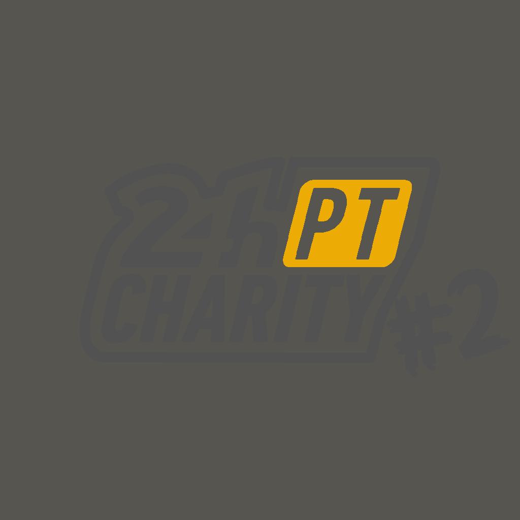 Logo des Charity Events der Münchner Personal Training Anbieter