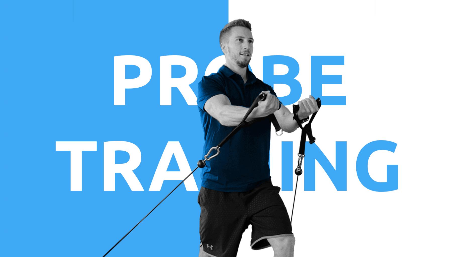 Probetraining Personal Training