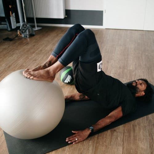 Der Pezziball - Functional Training Ausrüstung Klassiker