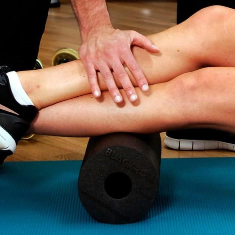Faszientraining und Faszien Lockerung unterstüzt jeden Sporttreibenden