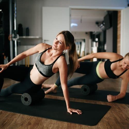 Virtual Group Training - Live online Workout