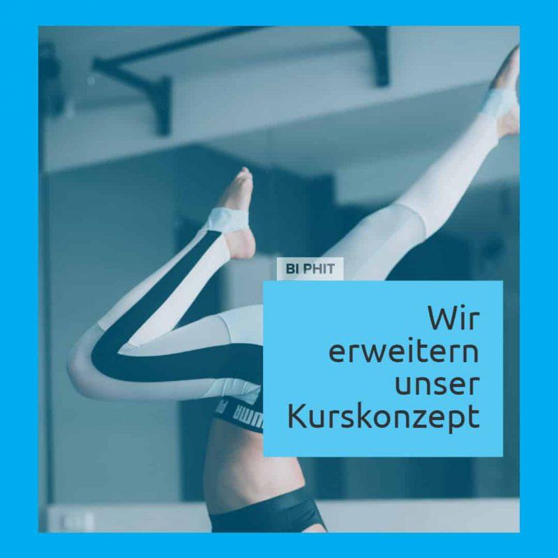 Neues aus dem Personal Training Studio München
